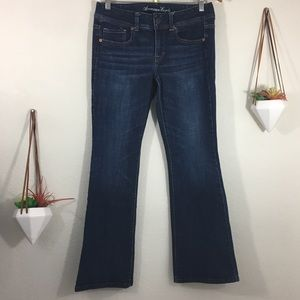 American Eagle Outfitters the original boot jeans